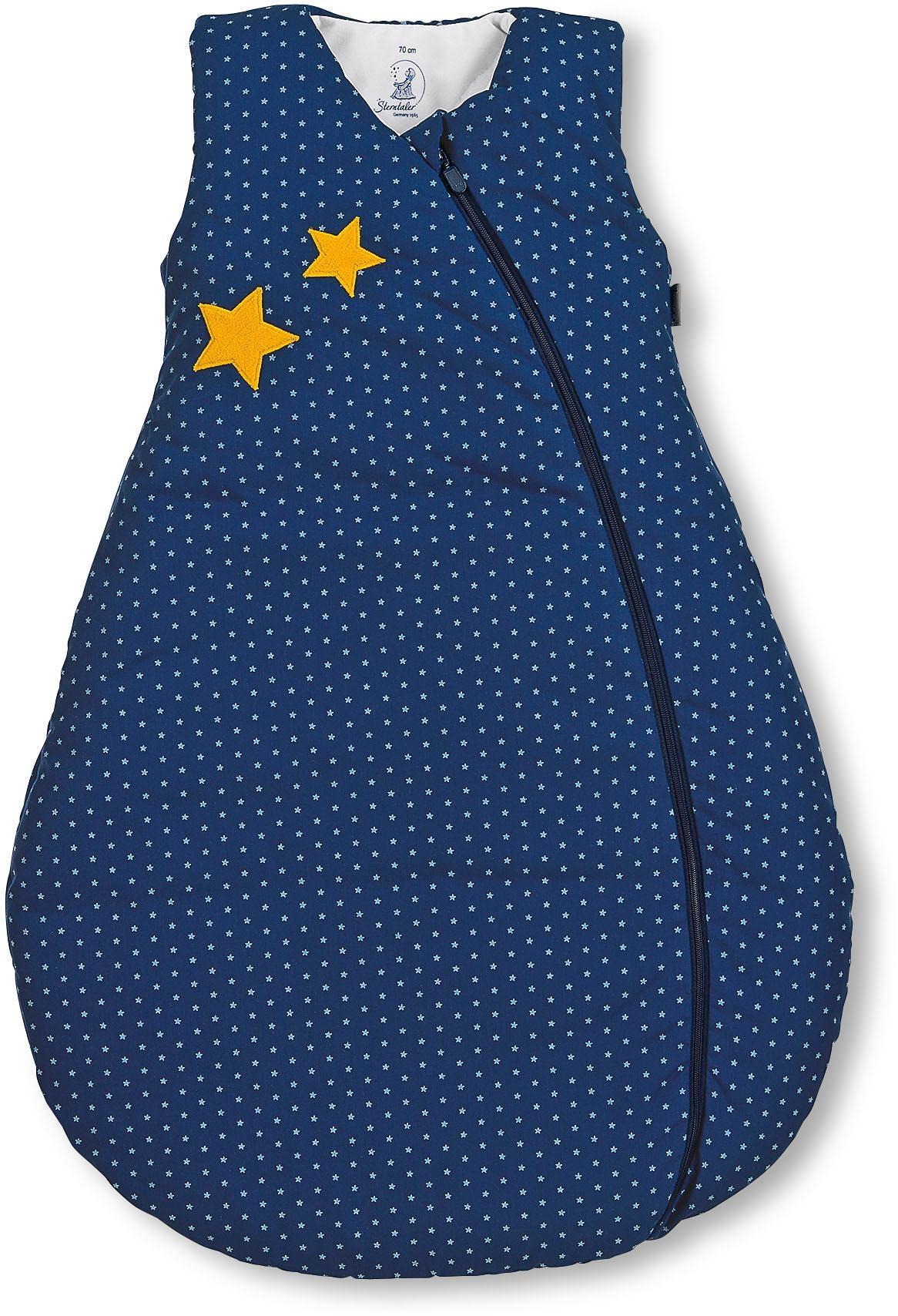 Schlafsack Stanley Sterntaler | Baumarkt > Camping und Zubehör > Schlafsäcke | Blau | Microfaser | Sterntaler