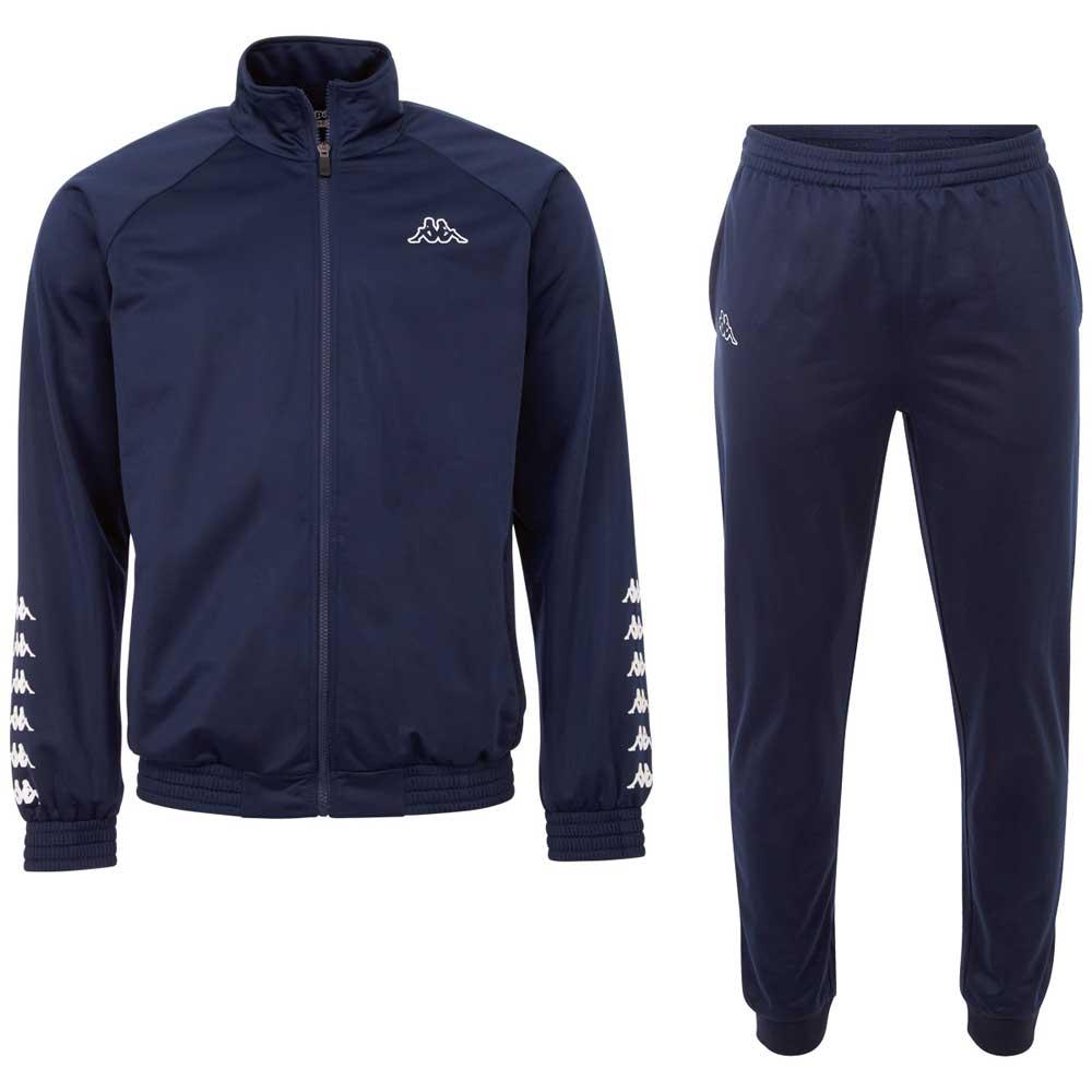 Kappa Trainingsanzug TILL | Sportbekleidung > Sportanzüge > Trainingsanzüge | Blau | Kappa