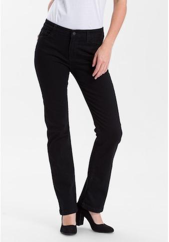 Cross Jeans® Regular-fit-Jeans »Lauren«, Ausgestelltes Bein kaufen