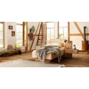 Premium Collection By Home Affaire Zirben Massivholz Bett Minimus