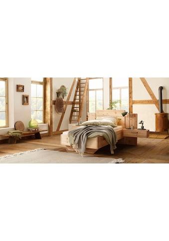 Premium collection by Home affaire Massivholzbett »Meran« kaufen