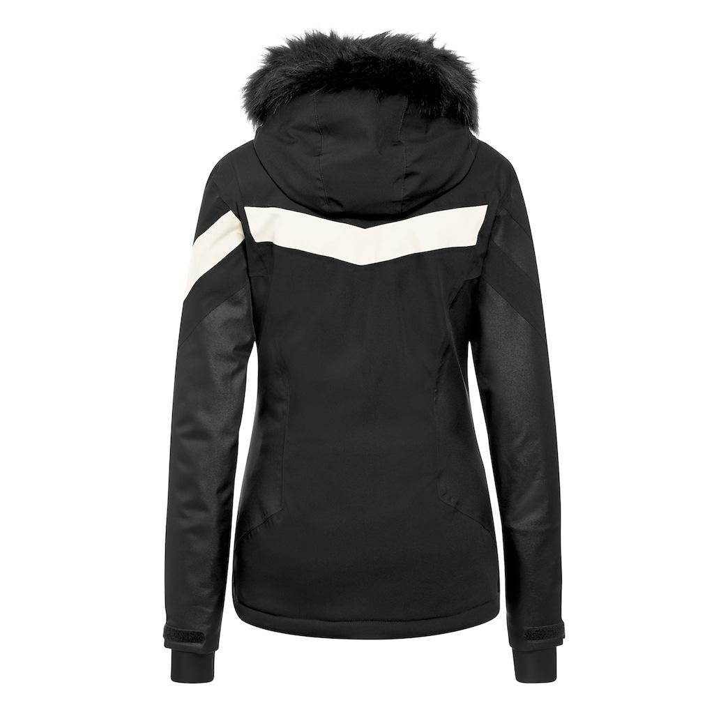 Maier Sports Skijacke »Neyla W«, modische Wintersportjacke