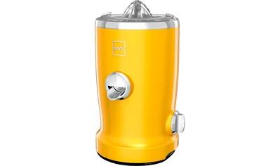 NOVIS Entsafter VitaJuicer S1 gelb, 240 Watt kaufen
