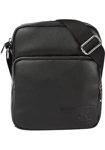 Calvin Klein Umhängetasche »FLATPACK W/PCKT«, in schlichter Optik kaufen