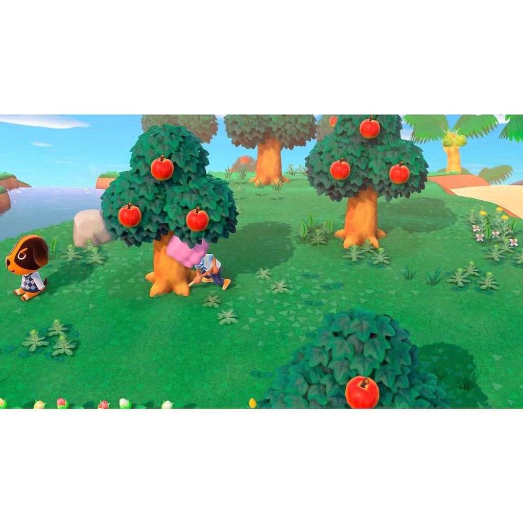 Nintendo Switch Konsolen-Set »Lite«, Animal Crossing: New Horizons Edition