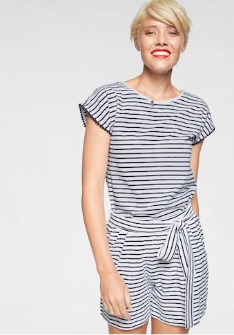 AJC Jumpsuit, (Set, 2 tlg.), T-Shirt & Shorts im Overall-Look kaufen