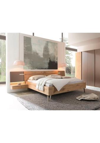 THIELEMEYER® Massivholzbett »Cubo« kaufen