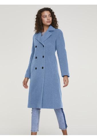 Mantel mit kurzem Revers kaufen