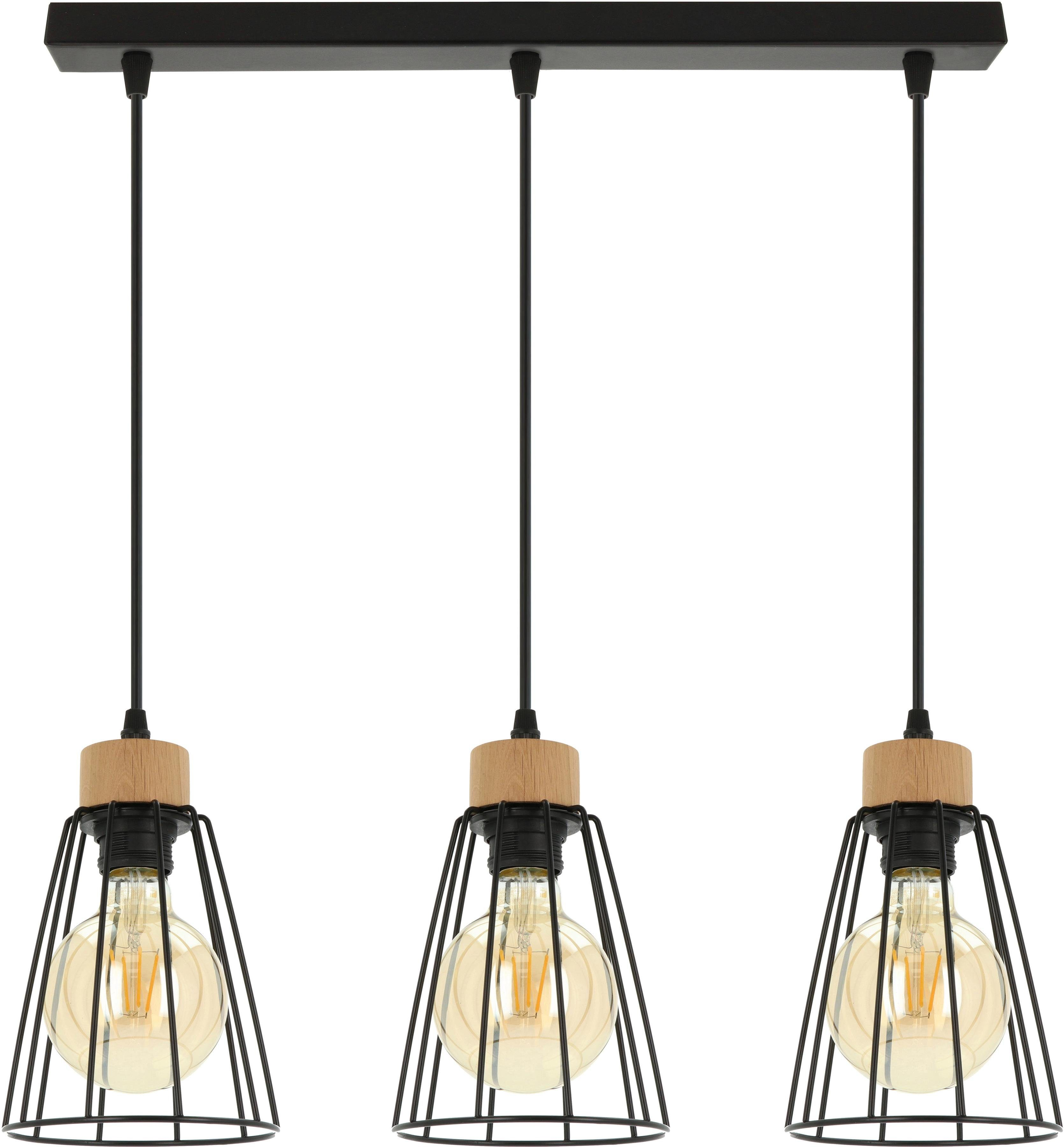 BRITOP LIGHTING,Pendelleuchte ORAZIO WOOD
