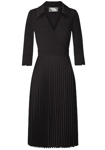 Nicowa Bezauberndes Kleid VANESSA mit feinen Plissee-Falten kaufen