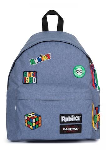 Eastpak Freizeitrucksack »PADDED PAK'R rubik's patch« kaufen