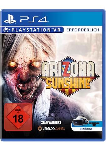 Arizona Sunshine VR PlayStation 4 kaufen