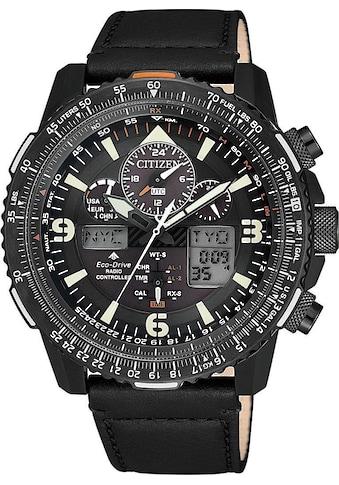 Citizen Funkchronograph »Promaster Eco-Drive Skyhawk, JY8085-14H« kaufen