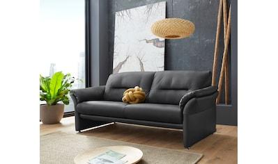 W.SCHILLIG 2,5-Sitzer »glenn«, mit geschwungenen Armteilen, Breite 218 cm kaufen