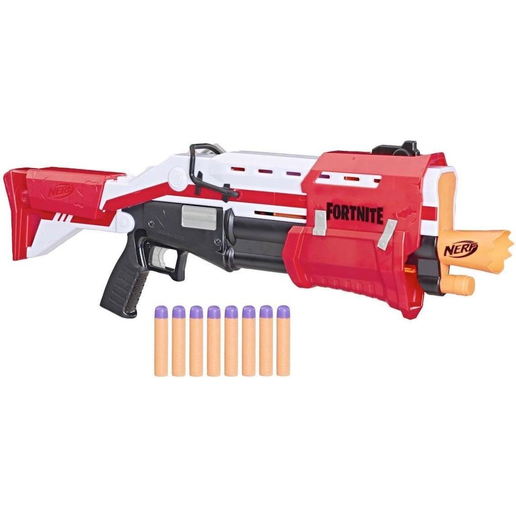 Hasbro Blaster »Nerf Fortnite TS-Blaster – Pump-Action Dart Blaster«