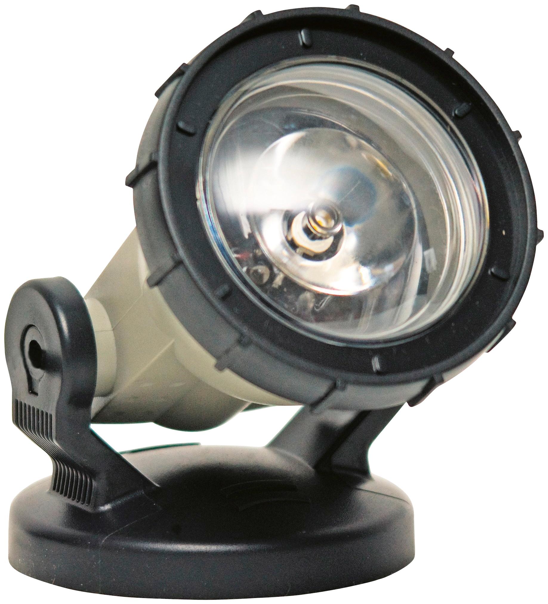 HEISSNER LED-Strahler U401 High Power, 3 Watt, mit Erdspieß