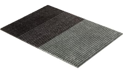 SCHÖNER WOHNEN-Kollektion Fußmatte »Manhattan 003«, rechteckig, 7 mm Höhe,... kaufen