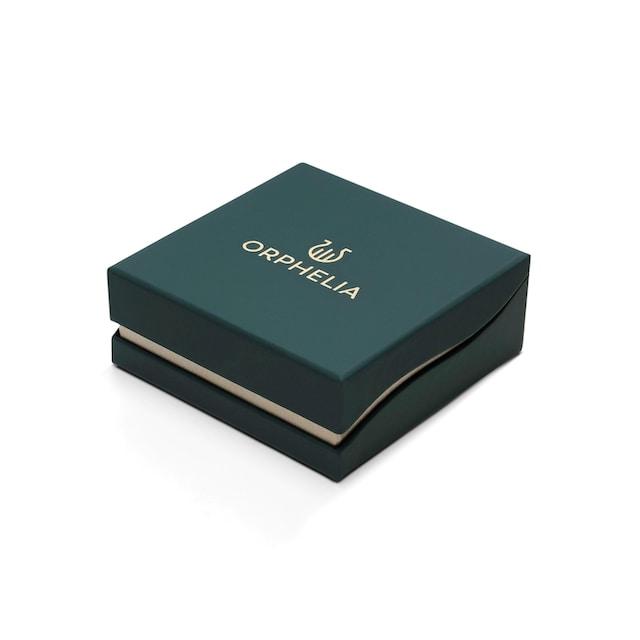 ORPHELIA Ohrring und Ketten Set »Tropfen, SET-7480/PC« (Set, 3 tlg.)