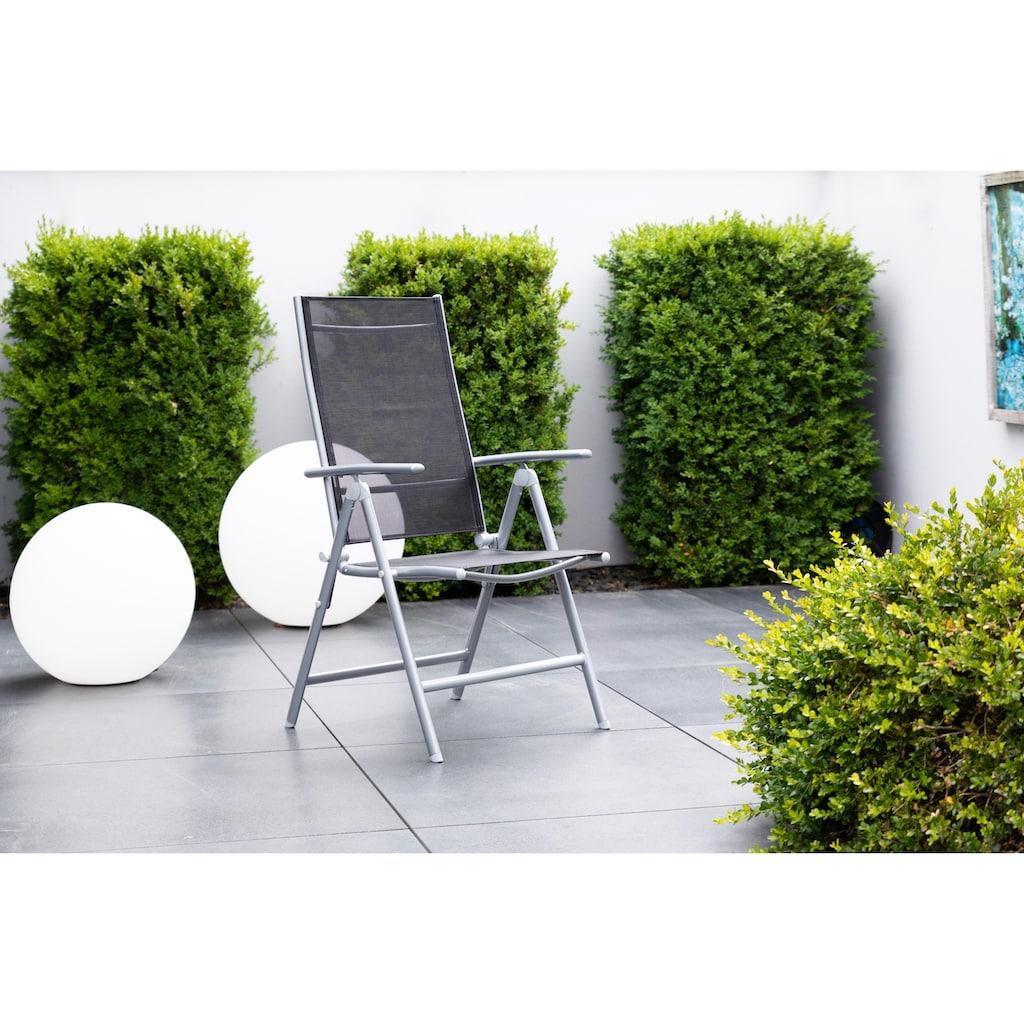 Greemotion Gartenstuhl »Chur«, 4er Set, klappbar
