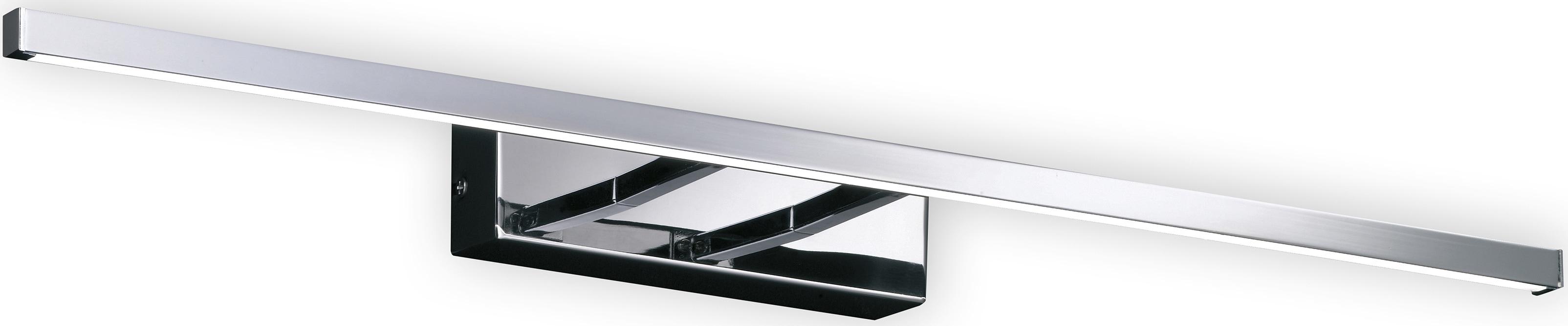 FISCHER & HONSEL LED Wandleuchte Bassa, LED-Modul, Warmweiß