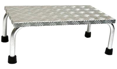 SZ METALL Trittleiter, Aluminium, 1-stufig kaufen