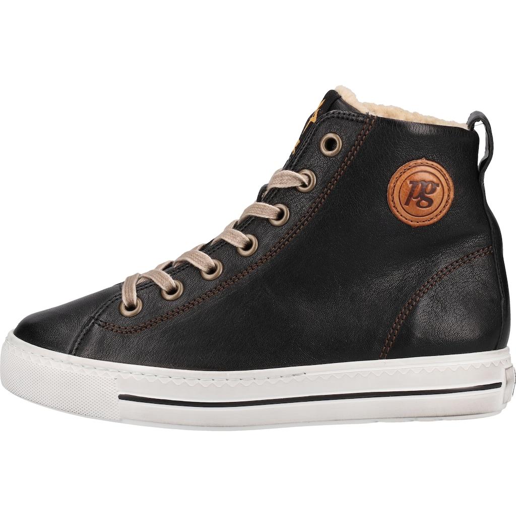 Paul Green Sneaker »Veloursleder«