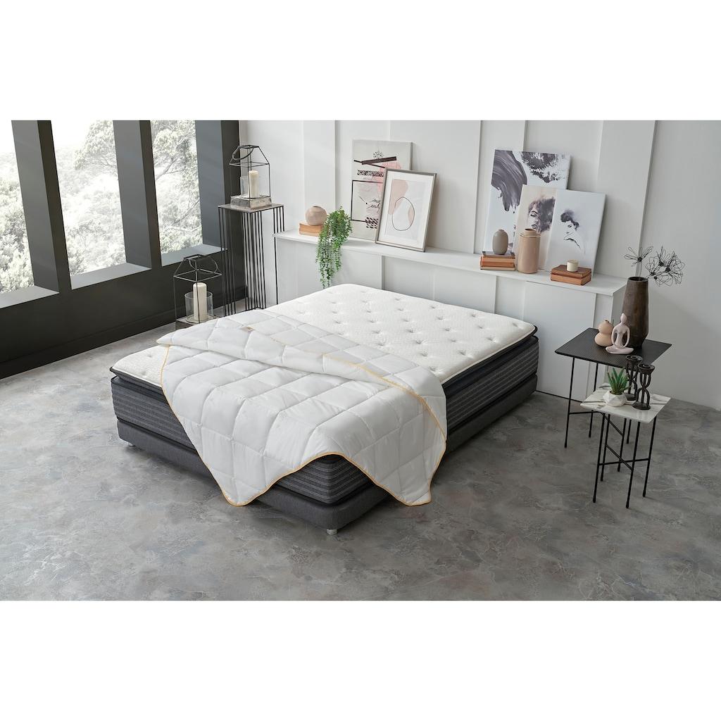 Yatas Kunstfaserbettdecke »Allergiker Decke«, normal, (1 St.), Perfekte Lösung für Hausstauballergiker