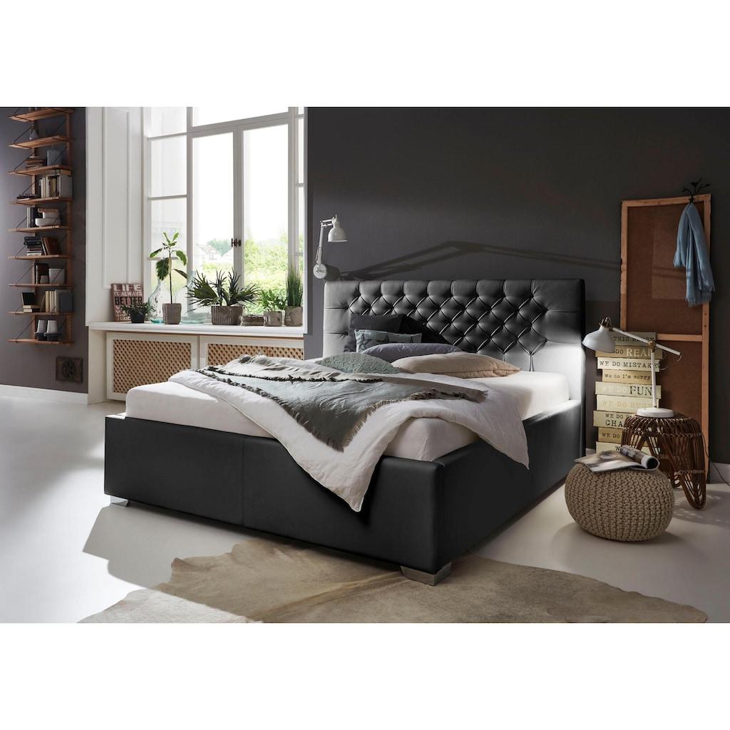 ATLANTIC home collection Polsterbett »Colmar«