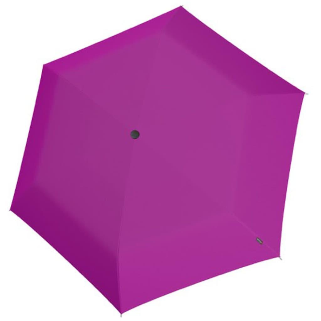 Knirps® Taschenregenschirm »US.050 Ultra Light Berry«
