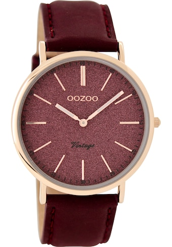 OOZOO Quarzuhr »C8197« kaufen