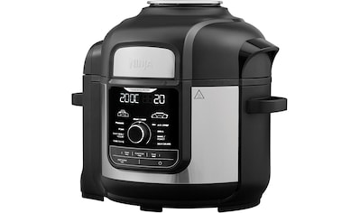 NINJA Multikocher »OP500EU«, Schnellkochen, Heißluft-Frittieren, Slow Cook, Grillen,... kaufen