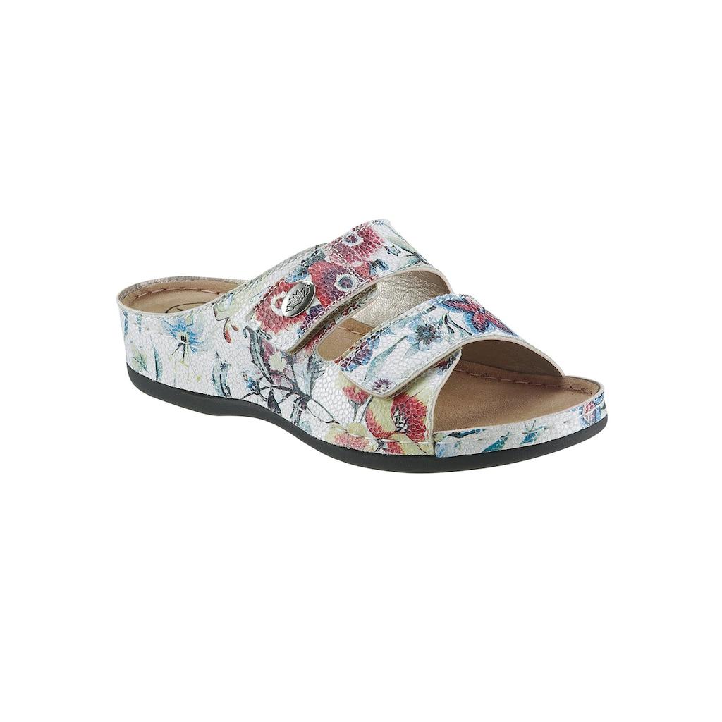 Franken-Schuhe Pantolette