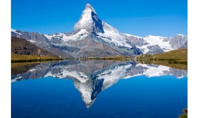 Papermoon Fototapete »Matterhorn« kaufen