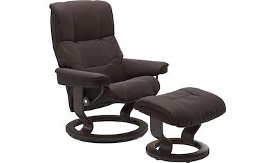 Stressless® Relaxsessel »Mayfair« (Set, 2 - tlg., Relaxsessel mit Hocker) kaufen