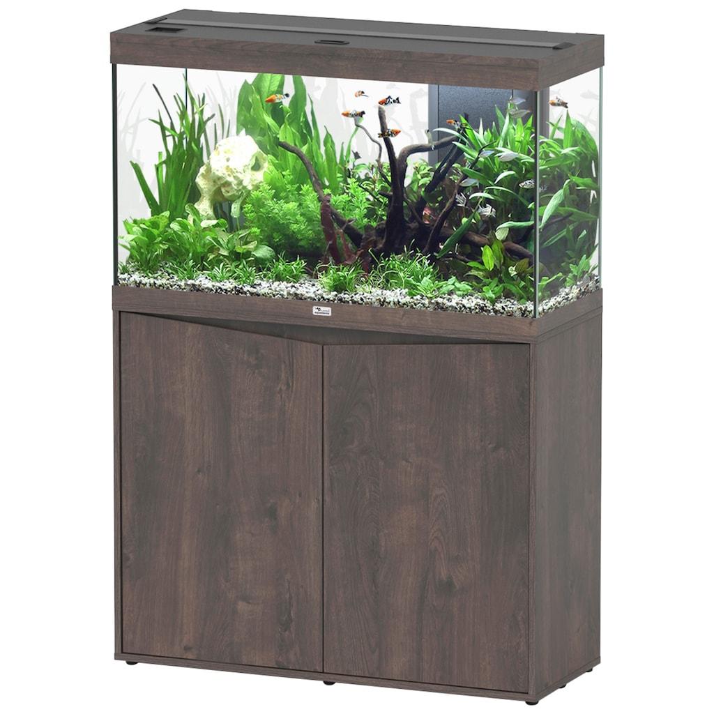 Aquatlantis Aquarien-Set »Splendid 200«, BxTxH: 102x40x144 cm, 249 l, mit Unterschrank in wildeiche