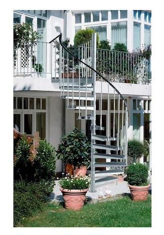 Dolle Außentreppe, Ø: 155 cm kaufen