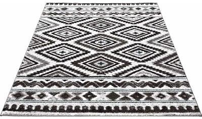 Teppich, »Moda 1129«, Carpet City, rechteckig, Höhe 11 mm, maschinell gewebt kaufen