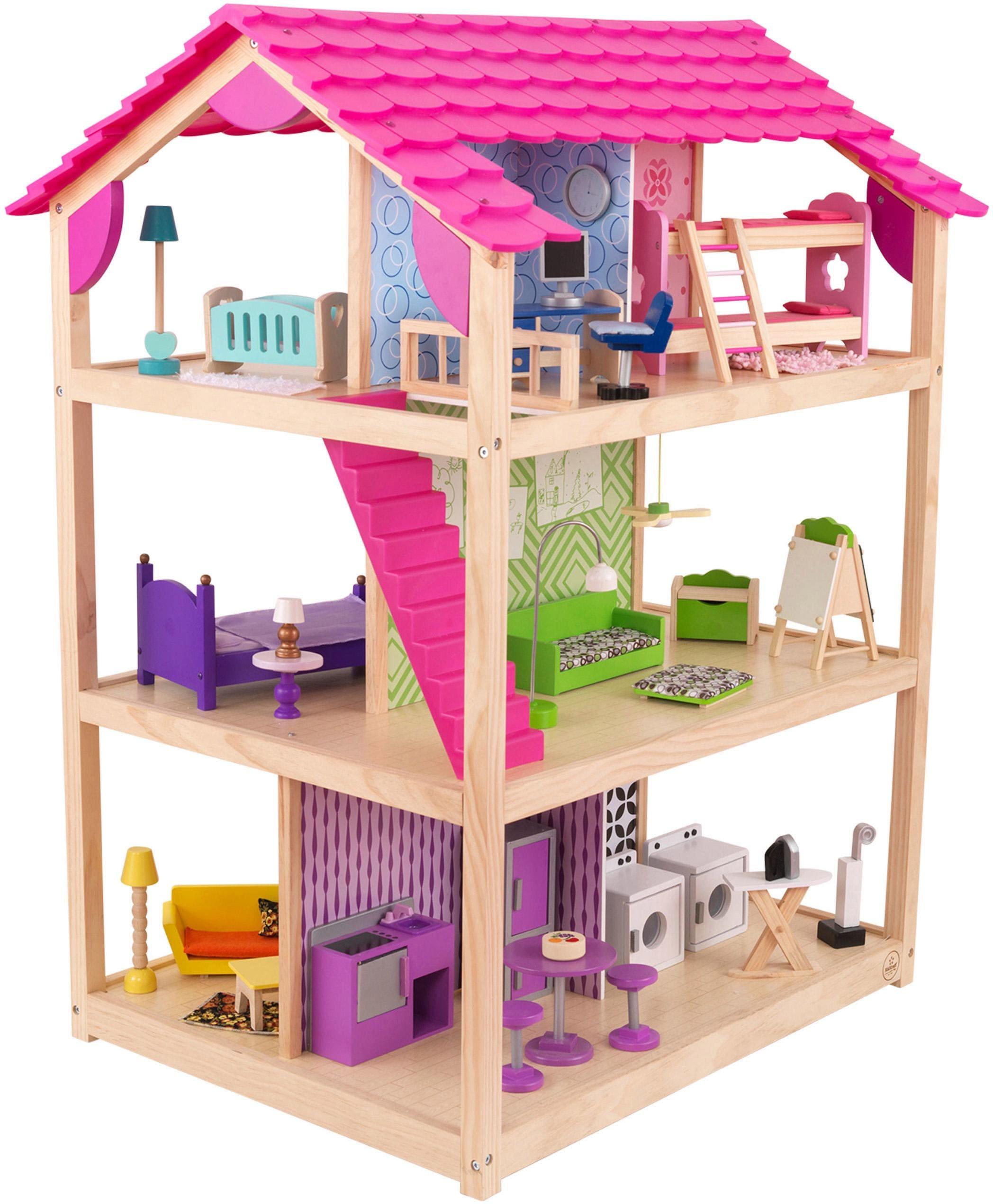 """KidKraft Puppenhaus """"So chic"""" Kindermode/Spielzeug/Puppen/Puppenhaus"""