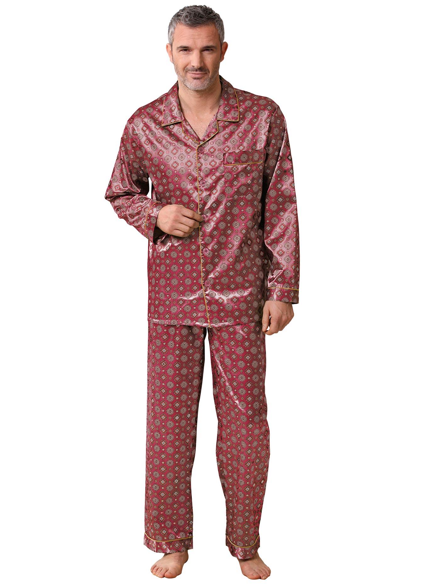Schlafanzug Herren Lustig