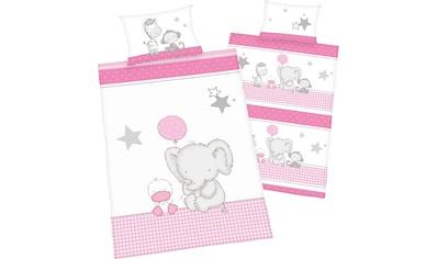 Babybettwäsche »Elefant«, Baby Best kaufen