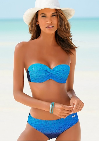 LASCANA Bügel - Bandeau - Bikini kaufen