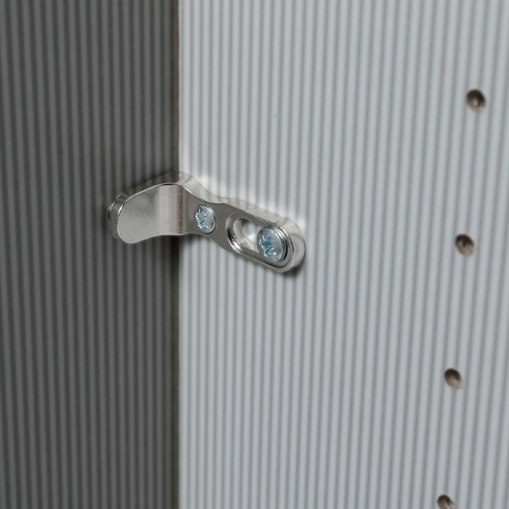 WIEMANN Drehtürenschrank »Monaco«, mit Glasfront sowie hochwertige Beschläge inkl. Türdämpfung