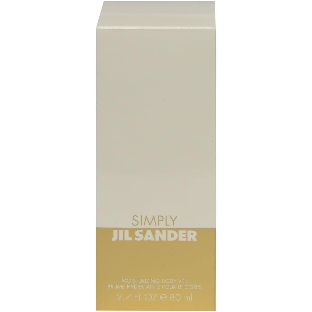 JIL SANDER Gesichts- und Körperspray »Jil Sander Simply«