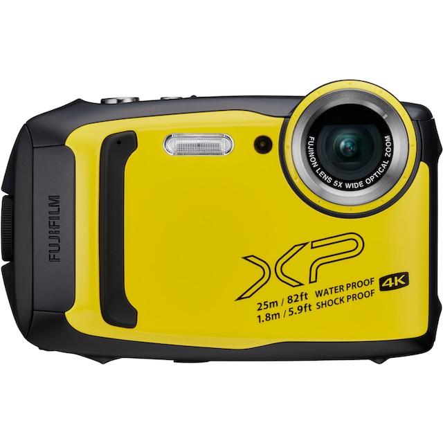 FUJIFILM »Finepix XP140« Outdoor-Kamera (FUJINON, 5-fach optischem Zoom, F3,9 (W) – F4,9 (T), 16,4 MP, 5x opt. Zoom, Bluetooth WLAN (Wi-Fi))
