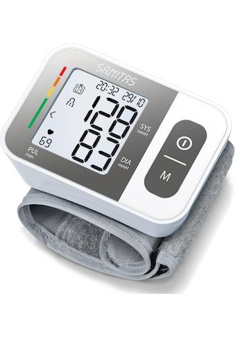 Sanitas Handgelenk-Blutdruckmessgerät »SBC 15« kaufen