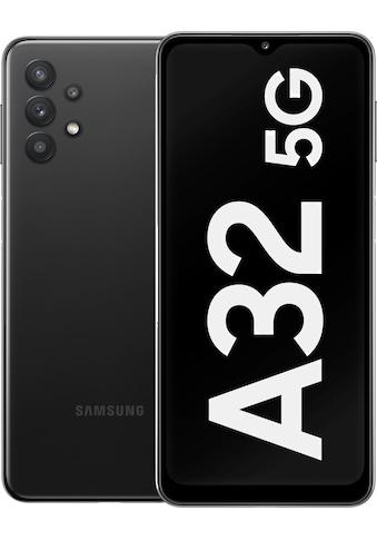 """Samsung Smartphone »Galaxy A32 5G«, (16,55 cm/6,5 """" 128 GB Speicherplatz, 48 MP Kamera), 5G kaufen"""