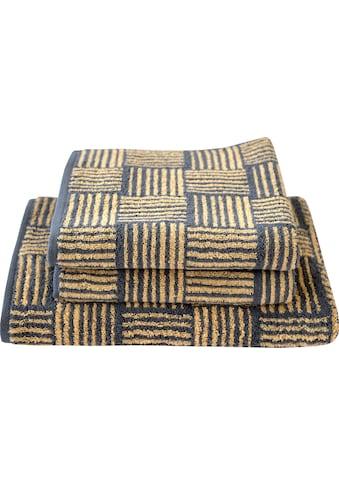 Handtuch Set, »Golden Shades Basket«, Dyckhoff kaufen