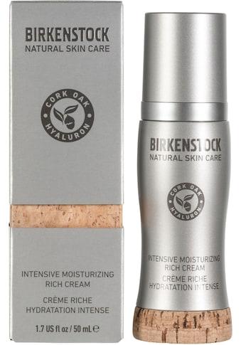 BIRKENSTOCK NATURAL SKIN CARE Feuchtigkeitscreme »Intensive Moisturizing Rich Cream« kaufen