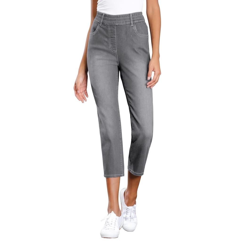 Classic Basics 7/8-Jeans