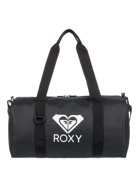 Roxy Sporttasche Vitamin Sea schwarz Damen Sporttaschen Sport- Freizeittaschen